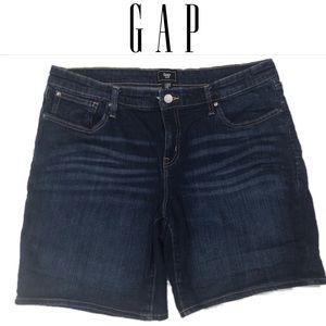 Women's Gap Jean Shorts Size 16